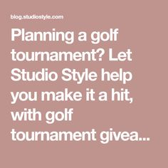 Fundraising Sponsorship Letter Template For Event Example Sample - Golf tournament planning template