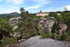 Kudy z nudy - Zámek Hrubá Skála - ubytujte se v historických komnatách a užijte si aktivní dovolenou v přírodě