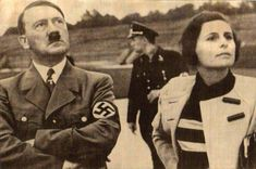 Adolf Hitler and Leni Riefenstahl