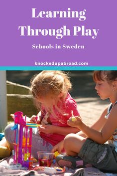 Learning Through Play—First year in a Swedish School - Knocked Up Abroad 7 Year Olds, Learning Through Play, First Year, Knock Knock, Activities, Words, School, Horse
