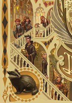 Harry Potter Gif, Classe Harry Potter, Estilo Harry Potter, Arte Do Harry Potter, Harry Potter Artwork, Harry Potter Drawings, Harry Potter Wallpaper, Harry Potter Universal, Harry Potter World