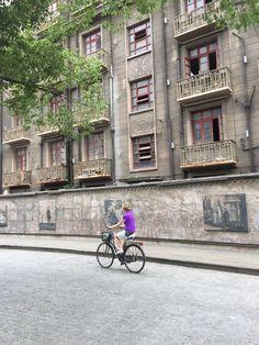Exploring old Shanghai on Dutch bikes! by Fransiska Weckesser