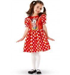 Costume enfant Minnie 3/4 ans
