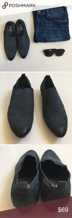 "{ Seychelles } soft leather booties Seychelles soft leather booties with comfy 1"" heel, slip on/off, has hidden stretch for easier slip, cute details to the color and leather, new in excellent condition. These are so comfy and adorable. Seychelles Shoes Ankle Boots & Booties"