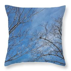 """We will Never Reach The Sky Throw Pillow 14"""" x 14"""" http://fineartamerica.com/products/we-will-never-reach-the-sky-peggy-chambers-throw-pillow-14-14.html"""