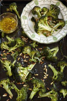 Roast Brocolli