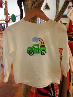 St Patrick's Day Shirt custom personalized by ThreadsOnSignal, $24.00
