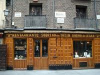 Another must in Madrid is Restaurant Sobrino de Botín - oldest restaurant in the world. Suggested by our Madrid Beyond travel agent and just 500 metres from our hotel. Ibiza Travel, Spain Travel, Luxury Travel, Ibiza Trip, Stuff To Do, Things To Do, Classic Restaurant, Visit Madrid, Madrid City
