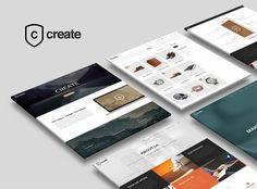 Create - Multipurpose WP Theme by ThemeTrust on @creativemarket