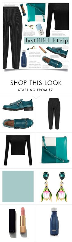 """↪↩"" by meleuterio ❤ liked on Polyvore featuring Malìparmi, DKNY, Vera Bradley, Zoffany, Dolce&Gabbana, Chanel and S'well"