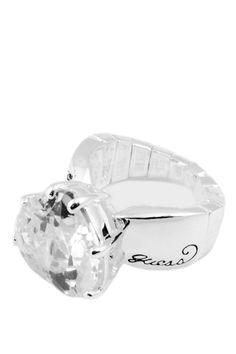 Crystal Heart Ring | Brandsfever
