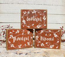 Decor in Thanksgiving - Etsy Holidays