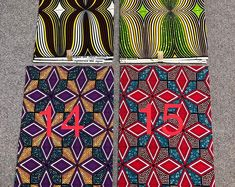 African Fabric, Make It Simple, Wax