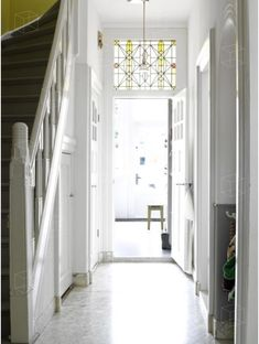 Stuff with a soul | Insidehomepage Amsterdam Houses, White Stain, Child And Child, Bathroom Kids, Stained Glass Windows, Im Not Perfect, Kitchen Design, Home And Family, Modern