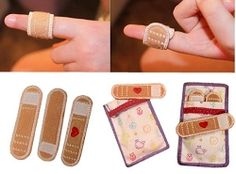 Bandage and Holder, In The Hoop - 2 Sizes! | Featured Products | Machine Embroidery Designs | SWAKembroidery.com
