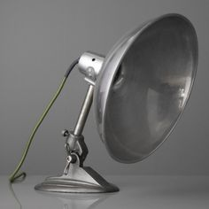 Retro table light. Circa 1950 | Table Lights | Skinflint