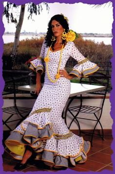 vestidos flamenca -