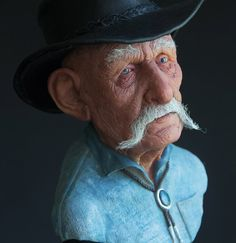 Super Sculpey-The Work of Tim Peirson... unreal talent...