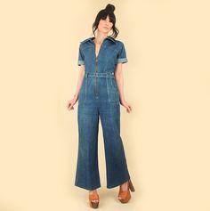be9fd856dfa0  hellhoundvintage  hhvdenimdaze vintage 70s denim overalls jumpsuit  hellhound vintage hellhoundvintage jeans biboveralls denim vintage