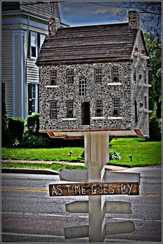 thomas+burke+birdhouses | Thomas Burke Birdhouse-Centerville DE | Flickr - Photo Sharing!