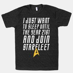 Join Starfleet | HUMAN | T-Shirts, Tanks, Sweatshirts and Hoodies