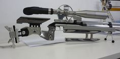 Feinwerkbau - Customised to Alu colour ~ Air Rifle SA Forums Rifles, Air Rifle Hunting, Laminate Colours, Steyr, Firearms, Weapon, Air Force, Competition, Target