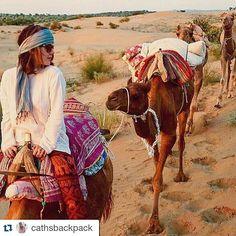 #Repost @cathsbackpack with @repostapp To get feafured tag your posts with #talestreet  squad goin up  #travel #backpacking #india #camel #safari #travelblogger #explore #adventure #india_gram #rajasthan #jaisalmer #passionpassport #traveldeeper #liveinwanderlove #worlderlust #chasingtheworld #packyourthingsandtravel #travelstoke #gearednomad #destinavo #inspiredtraveller #millionshadesofindia #traveltheorem #travelandlife #theglobewanderer #travelinspired #shoeboxtravel