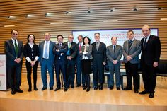 Jornada 'EE UU, un mercado atractivo para las empresas de Castilla y León', organizada por el Banco Sabadell y Castilla y León Económica.