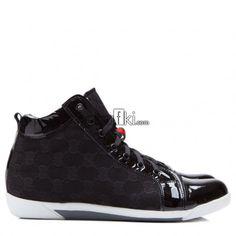 Bianki® дамски спортни обувки в цвят черно №2464