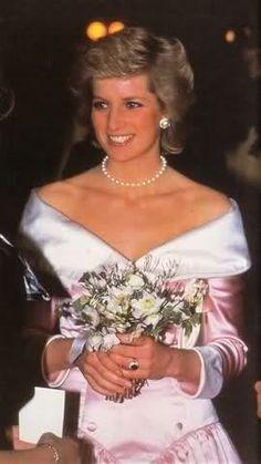 off the shoulder glamor?: Diana