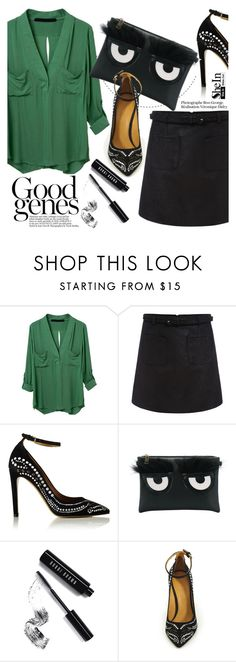 """""""Let's party"""" by pokadoll ❤ liked on Polyvore featuring Isabel Marant, Bobbi Brown Cosmetics, Sheinside and shein"""