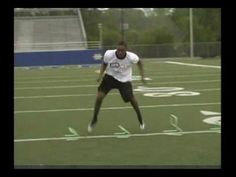 Deceleration Speed Drills and Agility Drills for football
