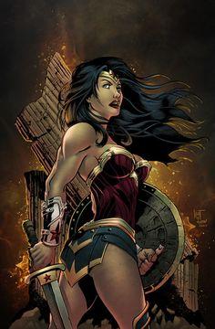 Wonder Woman, Goddess of War