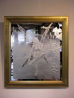HIDEYUKI KUBONOKI | Glass Sandblasting Artist | Gallery2