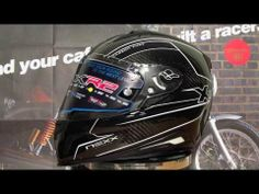 The brand new Nexx XR2 Carbon Pure Black/White - check out our HD video of this amazing new lid.