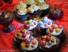 Tuhannen ja yhden yön cupcakes