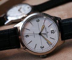 Jaeger-LeCoultre Geophysic Watches Hands-On