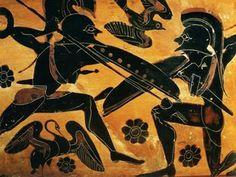 Dasn la cuisine d'Archestratos de Gella : Recettes de l'antiquité grecque