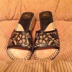 Nurture shoes Trina leather upper and lining Great condition. Like new Nuture Shoes