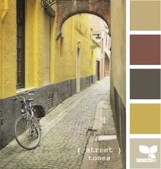 Design Seeds Color Palettes And Taupe Walls On Pinterest