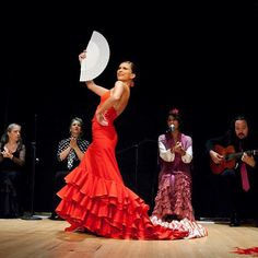 #Flamenco #Performance in #NYC #Guajiras #lsflamenco #dance #dancer #passion #art  www.LSflamenco.com