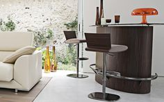 UBLO Bar - Sacha Lakic Design for Roche Bobois collection 2005 #SachaLakic #RocheBobois