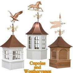 Cupolas for Sale