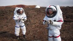 Prepping for Future Mars Missions as Astronauts on Earth an Illustrated Shakespeare Archive and Buzz Aldrin's Catwalk Debut