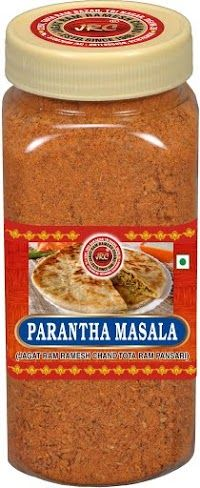 Masala Paratha! My Punjabi palette loves parathas for breakfast. The other day I discovered Paratha Masala made by JRC. Always an early adopter of new food introductions, I bought it – and the next time we made parathas I minced onions, green chilies, and coriander and mixed this masala powder with the chopped vegetables. These were the best onion parathas we had had in a long time! The next time I just put in the masala powder without the vegetables, added some extra salt for taste – and we…