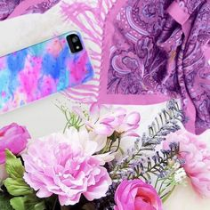 GIRLY IS GOOD This lovely #iPhone case by #EbiEmporium agrees GET IT NOW just in time for #spring~ #iphonecase #springstyle #iphone6 #iphoneSE #SamsungGalaxy #girly #pastelcolors #abstractart #tech #musthave #spring2016 #fashion #style #art