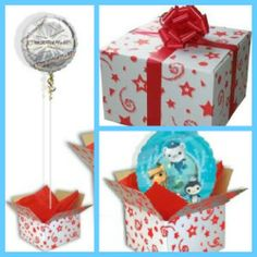 Balloon in a Box - surprise someone with a fully inflated balloon delivered direct. Holiday Style, Holiday Fashion, Balloons, Birthday Parties, Box, Party, Ideas, February, Anniversary Parties