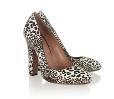 Lions, Tigers, and… Zebras? Oh yes! - Alaia animal-print calf hair pumps7