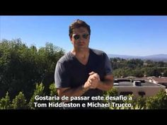 Nathan Fillion - Ice Bucket Challenge he's the one who nominated Tom Hiddleston