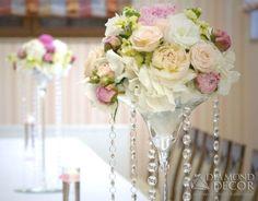 Wedding  table decor , pastel flowers ,peony ,hydragea